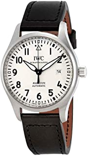 Pilots Mark XVIII Automatic Silver Dial Mens Watch IW327012