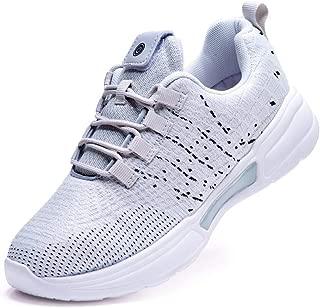 Fiber Optic LED Light Up Shoes for Boys Girls Women Men USB Charging Fashion Sneaker