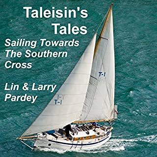 Taleisin's Tales audiobook cover art