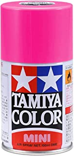 Spray Lacquer TS-74 Clear Red - 100ml Spray Can 85074
