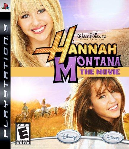 Hannah Montana The Movie (輸入版) - PS3