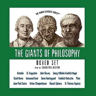 The Giants of Philosophy Series (Boxed Set) (Audio Classics)