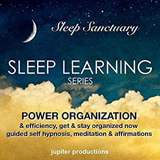 Power Organization & Efficiency, Get & Stay Organized Now cover art