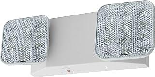 LFI Lights - UL Certified - Hardwired LED Standard Emergency Light - Square Head - ELW