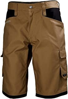 Helly Hansen Work Wear Men's Chelsea Shorts, Timber, 36