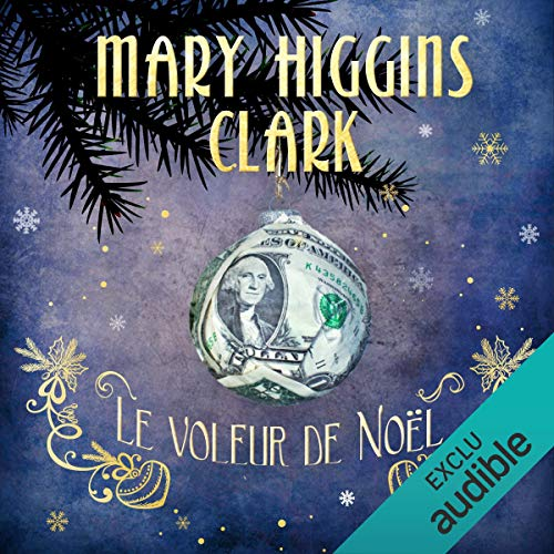 Le voleur de Noël audiobook cover art