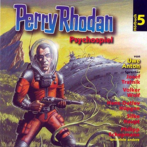 Psychospiel (Perry Rhodan Hörspiel 05) Titelbild