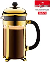 Bodum Coffee Maker Chambord, Gold, 1928-17