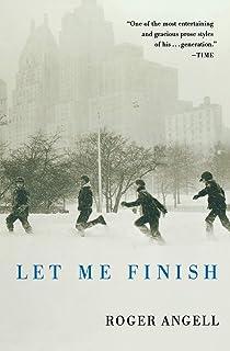 Let Me Finish