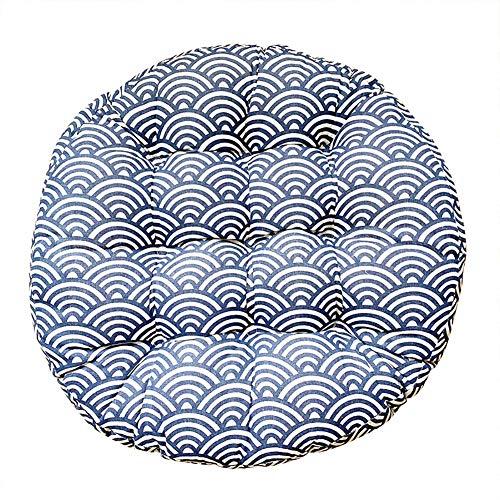 JINDSMART Padded Chair Cushion,Indoor Floor Cushion,Cushions for Patio Furniture,for Meditation Yoga