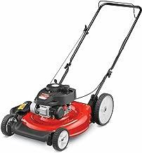 how to start yard machine lawn mower