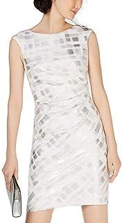 فستان ضيق بأكمام قصيرة من Jessica Howard للسيدات