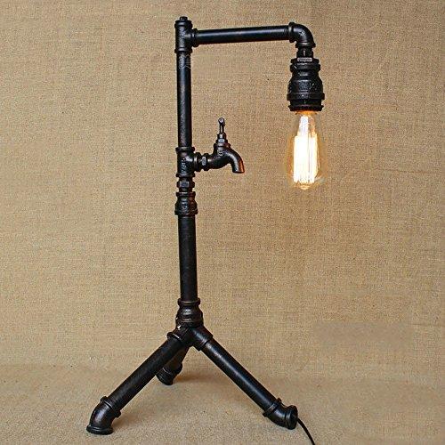 TOYM UK Industrial LOFT Nostalgique Vintage Scandinavian Decorative Furnishing Bar Lobby Scene Table Lampes