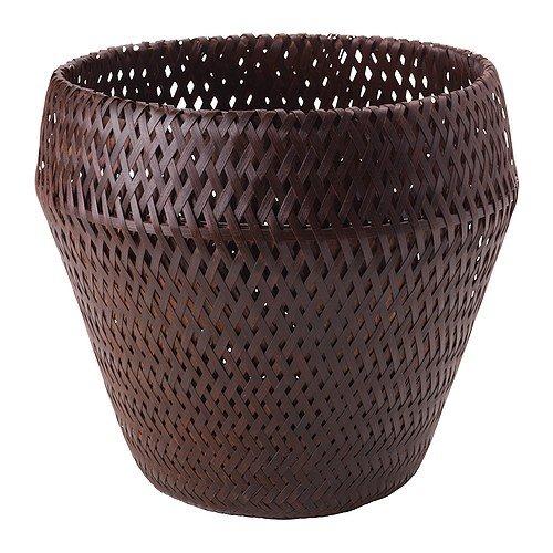 IKEA(イケア) PARAN?T 24 cm 50197179 鉢カバー、ブラウン