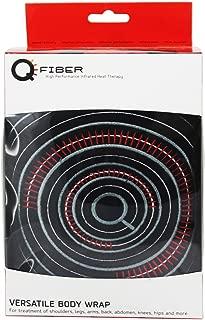 Q Fiber - High Performance Infrared Heat Therapy Versatile Body Wrap