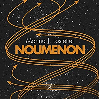 Noumenon                   By:                                                                                                                                 Marina J. Lostetter                               Narrated by:                                                                                                                                 Christopher Ragland,                                                                                        Laurence Bouvard,                                                                                        Madeleine Rose                      Length: 14 hrs and 26 mins     180 ratings     Overall 4.0