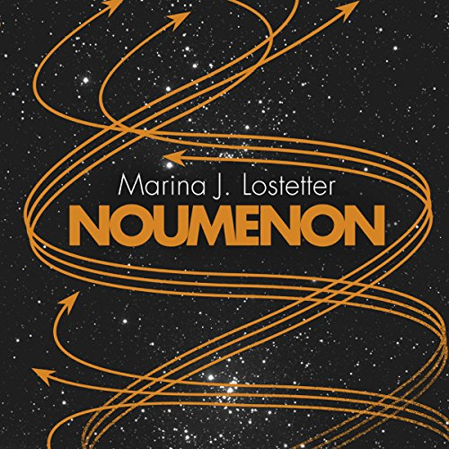 Noumenon audiobook cover art