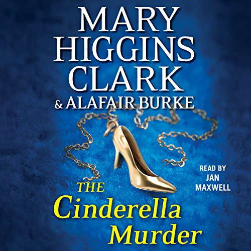 The Cinderella Murder audiobook cover art