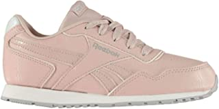 Official Brand Reebok Classic Glide Trainers Juniors Girls Lilac Shoes Sneakers Kids Footwear