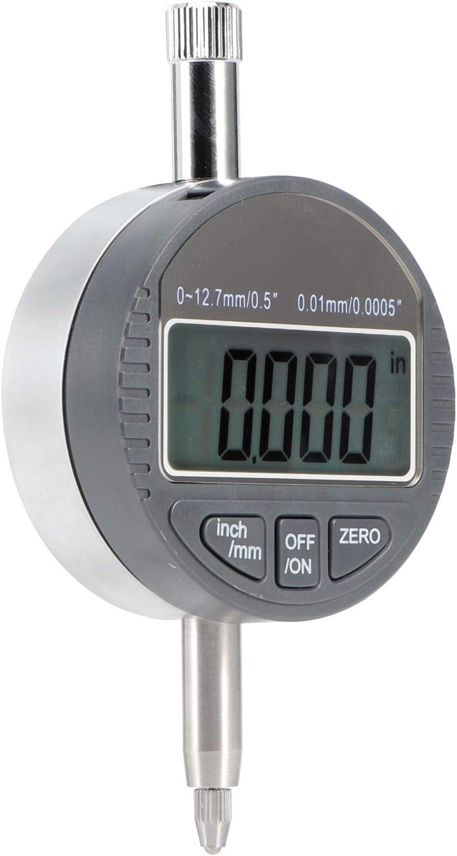 Hyuduo Digital Dial Indicator Prob Electronic Measurement 1 year warranty Depth favorite