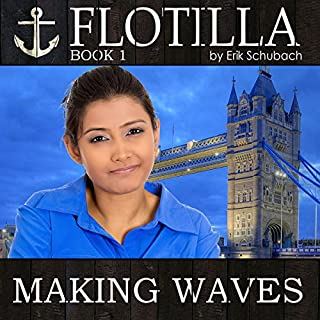 Flotilla: Making Waves cover art