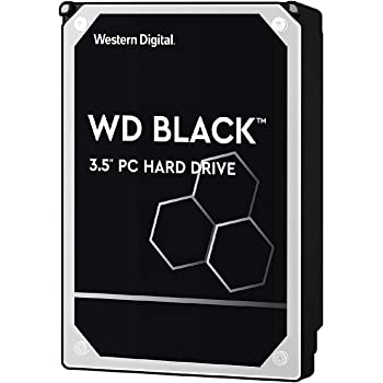 "WD Black 1TB Performance Internal Hard Drive - 7200 RPM Class, SATA 6 Gb/s, 64 MB Cache, 3.5"" - WD1003FZEX"