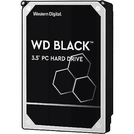 Western Digital HDD 4TB WD Black PCゲーム クリエイティブプロ 3.5インチ 内蔵HDD WD4005FZBX 【国内正規代理店品】