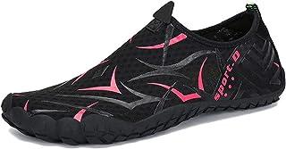guoYL26sx Chaussures aquatiques à séchage rapide pour la natation, la plongée, le surf, la piscine, la plage, la marche, l...
