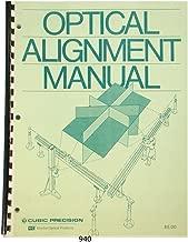 Keuffel Esser Optical Alignment Manual Cubic Precision K & E