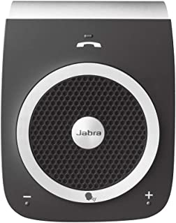 Jabra Tour Bluetooth In-Car Speakerphone – Noise Cancelling Hands-Free Microphone and Speaker for Calls, Music Streaming a...