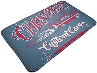 HUTTGIGH Stephen King Christines - Alfombrilla antideslizante para puerta de coche, alfombra de cocina, 19.5 x 31.5 pulgad...