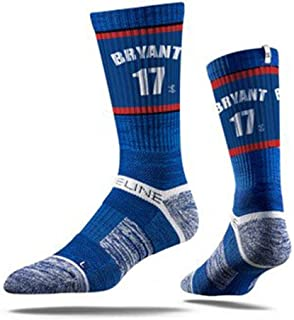 Kris Bryant #17 Chicago Cubs Strideline Blue Youth (shoe size 2-6) Socks
