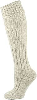 women's irish wool socks