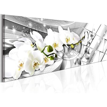 BLUMEN ORCHIDEE Wandbilder xxl Bilder Vlies Leinwand Leinwandbilder 020110-142