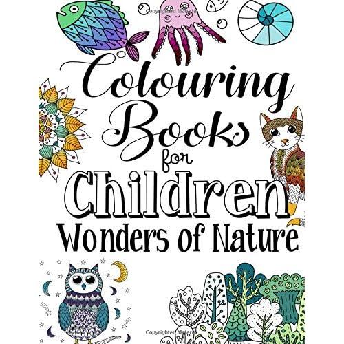 Children\'s Colouring Book: Amazon.co.uk