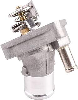 OCPTY 21200-4W01B Thermostat Housing Assembly Engine Coolant Thermostat Housing Assembly Fit For 2001-2003 Infiniti QX4,2001-2004 Nissan Pathfinder