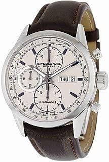 Raymond Weil Men's 7730-STC-65112 Freelancer Analog Display Swiss Automatic Brown Watch