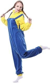 Animal Onesie Adult Cosplay Costume Onepiece Sleepwear Halloween Pajamas