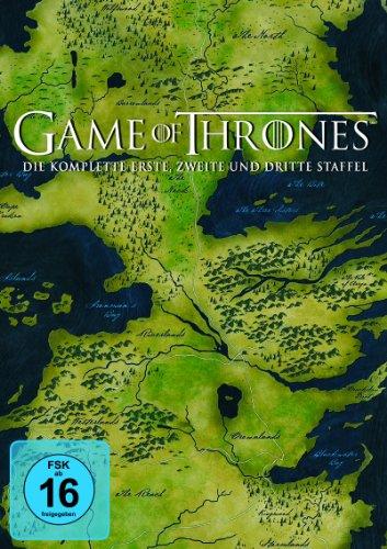 Game of Thrones Staffel 1 - 3 (exklusiv bei Amazon.de) [15 DVDs]