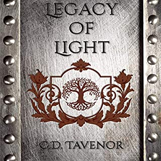 Legacy of Light cover art