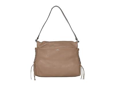 Vince Camuto Jayde Shoulder (Tortilla 2) Handbags