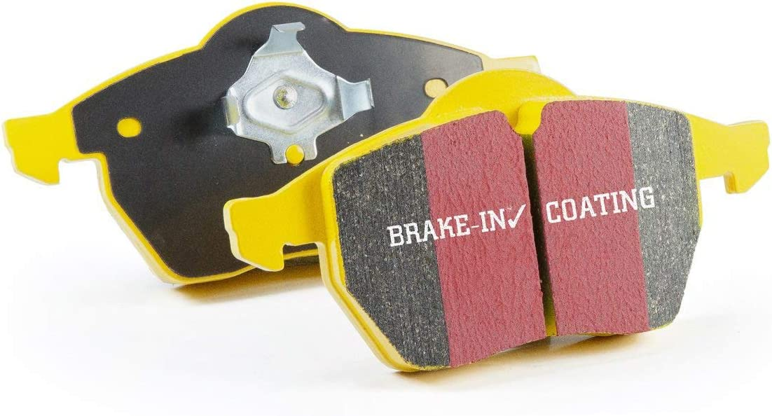 EBC Brakes DP4880R Yellowstuff Street Track Pad Excellence and Brake Denver Mall