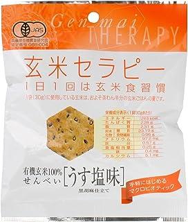 アリモト 有機玄米セラピー・うす塩味 30g×20袋