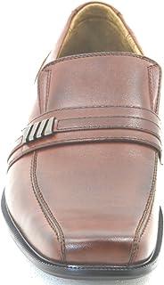 Men`s Slip on Loafers Party Dress Light Toe Long Taperd Aldo Boot Shoes