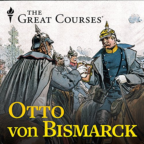 Otto von Bismarck audiobook cover art