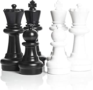 Best life size chess pieces for sale Reviews
