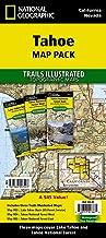 Best tahoe yosemite trail map Reviews