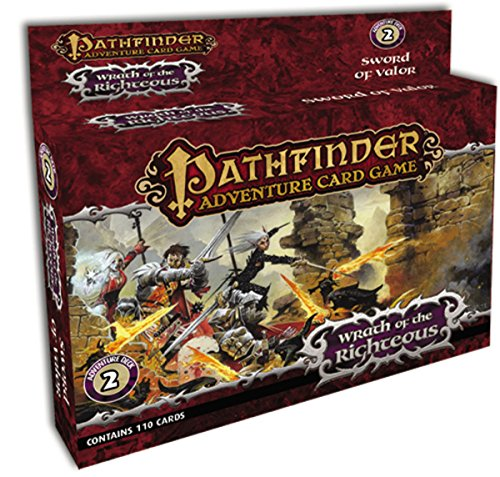 Pathfinder Adventure Card Game: Wrath of the Righteous Adventure Deck 2 - Sword of Valor