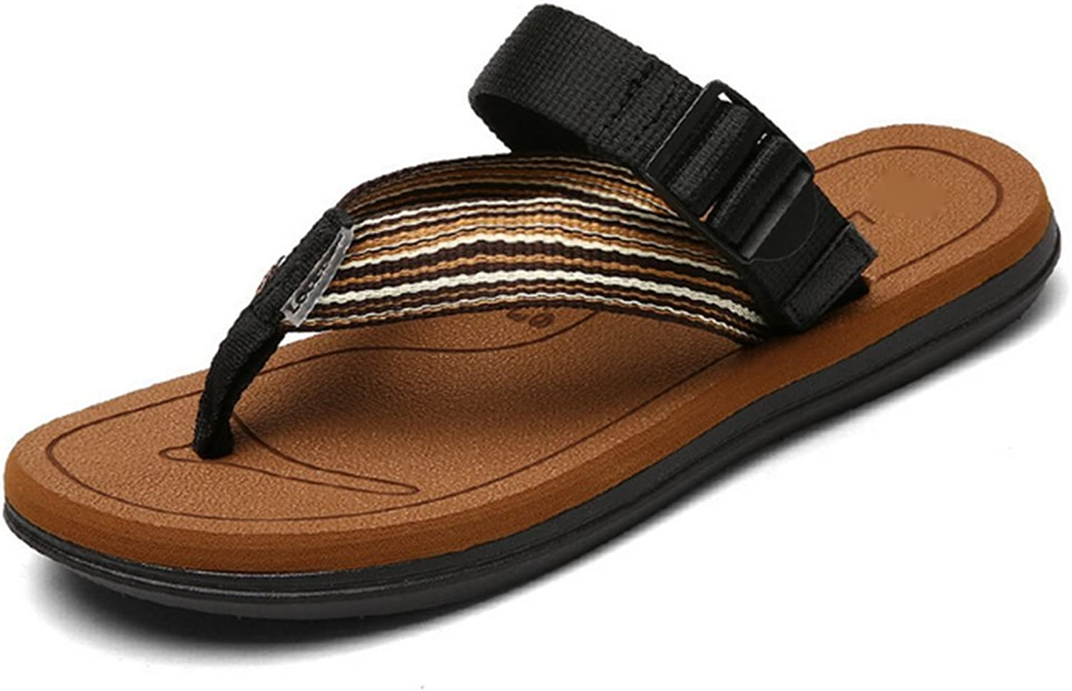 Weiwei Casual Flat Sandals in The Summer,Beach Roman Style Slippers