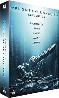 De Prometheus à Alien, l'évolution